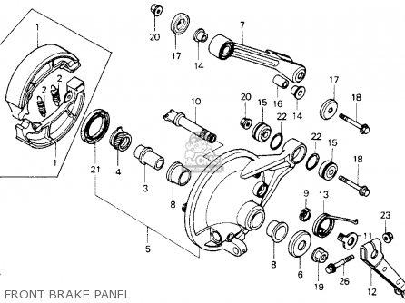 1985 honda elite 250 wiring diagram