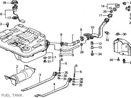 1990 honda civic wagon wiring diagram