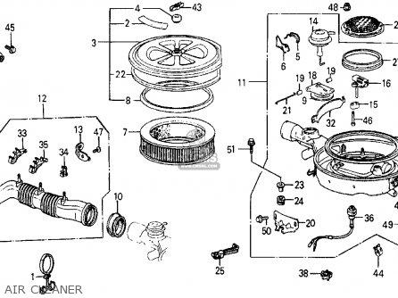 Lighting Electrical Wiring Honda Civic Wagon - Detailed Wiring Diagram
