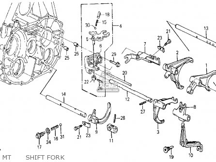 1987 Honda Civic Wiring Diagram Electrical Schematic Diagrams