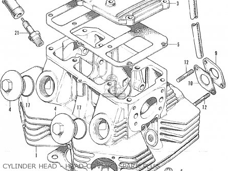 Wiring Diagram 1972 Honda Cl70 Online Wiring Diagram