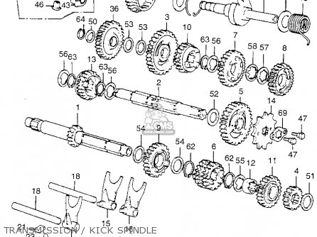 3800 Series 1 Engine Diagram - Auto Electrical Wiring Diagram on