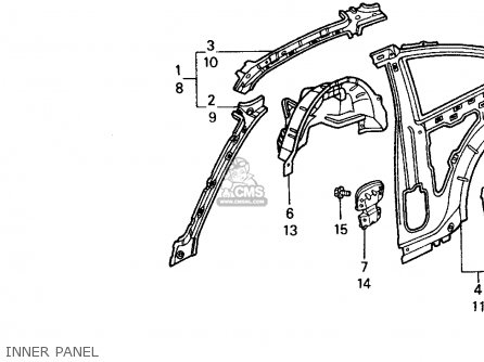 Wiring Diagram For 1988 Honda Crx Free Download - WE Wiring Diagram