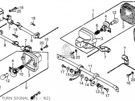 1981 ct70 Schaltplang