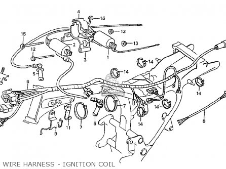 1980 Honda Cx500 Wiring Diagram - Wtbl-fotografiede \u2022