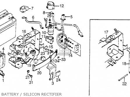 2002 Gl1800 Wiring Diagram - Data Wiring Diagrams