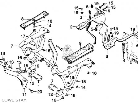 1996 Honda Magna Wiring Diagram Wiring Diagram