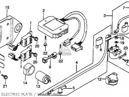1982 Honda Ct110 Wiring Diagram - Adminddnssch \u2022