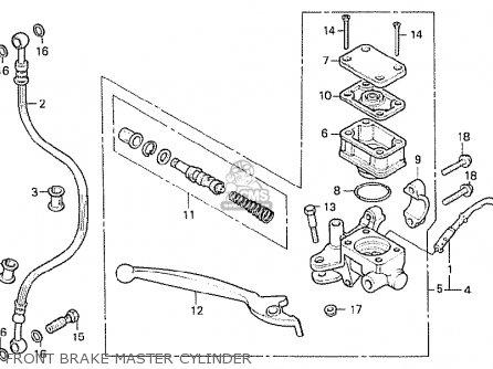 Honda Gl1000 - Wiring Diagram Database