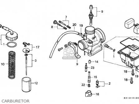 Honda Mtx 125 Wiring Diagram - Schematics and Wiring Diagrams