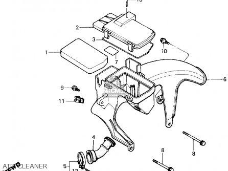 WIRING DIAGRAM FOR 1986 HONDA SPREE - Auto Electrical Wiring Diagram