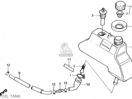 honda cr500r wiring diagram