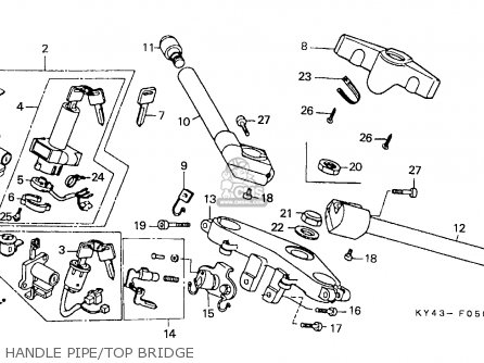 1982 honda xr200r wiring diagram