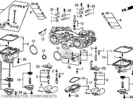 1997 Honda Pport Fuse Diagram Wiring Diagram