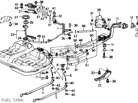 91 ford bronco fuel line diagram