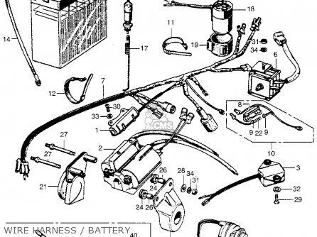 cb500k wiring diagram