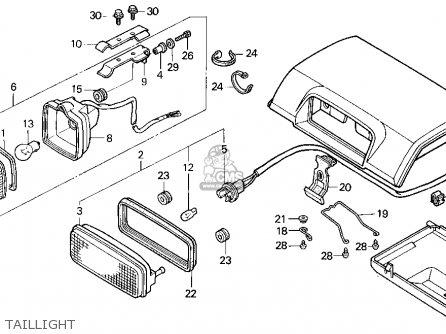 300ex Engine Diagram Further Honda 300ex Parts Diagram In Addition