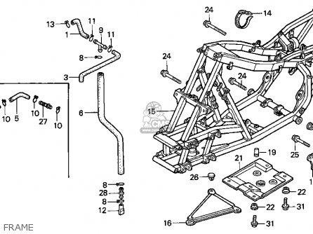 DOC ➤ Diagram 1997 Honda 300ex Wiring Diagram Ebook Schematic