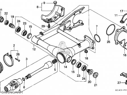 2007 Honda Atv Wiring Schematic Honda Trx 125 Wiring Diagram, Honda