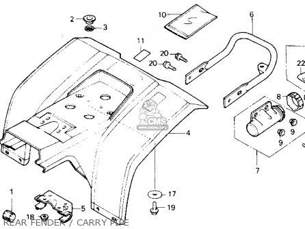 DOC ➤ Diagram Honda Atc 250sx Wiring Diagram Ebook Schematic