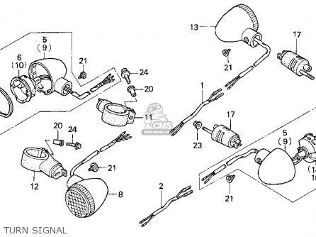 1996 HONDA MAGNA 750 WIRING DIAGRAM - Auto Electrical Wiring Diagram