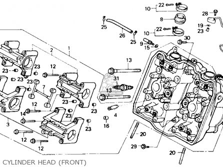 honda vfr 1200 wiring diagram