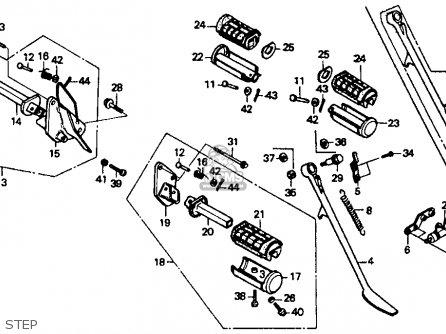 1983 honda shadow 500 wiring diagram free image for wiring diagrams