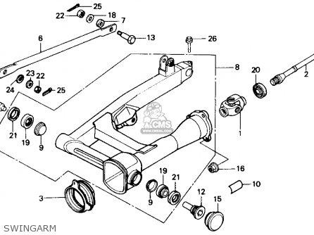 1987 honda shadow vt700c wiring diagram