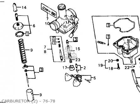 Honda 250 Dirt Bike Wire Diagram Wiring Diagram