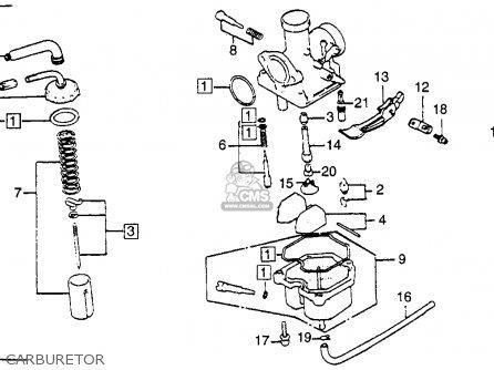 9 hp honda engine wiring diagram