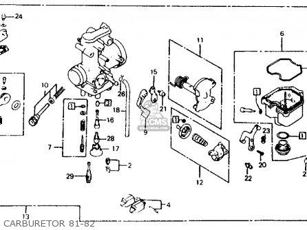 1984 cr500 wiring diagram cr cr vintage service mx parts part xrr