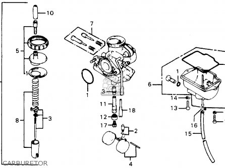 Honda Xr200 History - Wiring Diagram Database