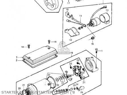 Kz1000 Wiring Diagram - Diagrama-del-motorviddyup
