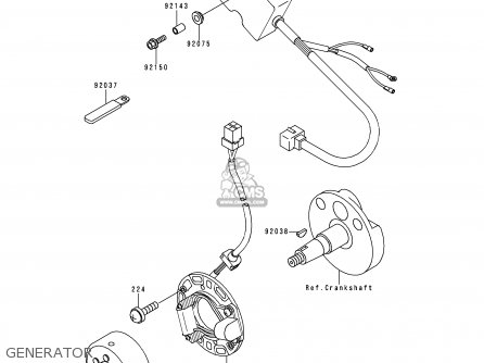 Kawasaki Teryx 750 Engine Diagram - Best Place to Find Wiring and