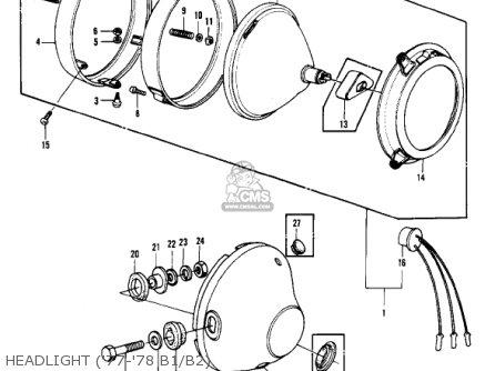 Wiring Diagrams For Kz1000p car block wiring diagram