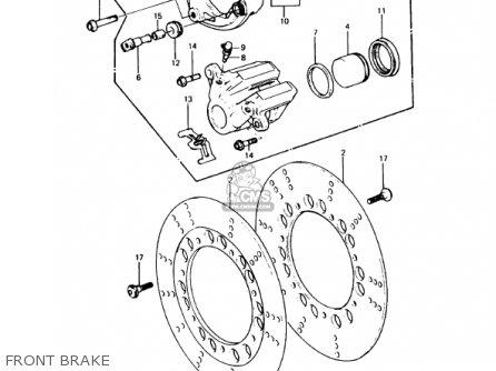 honda cb 750 kz wiring diagram