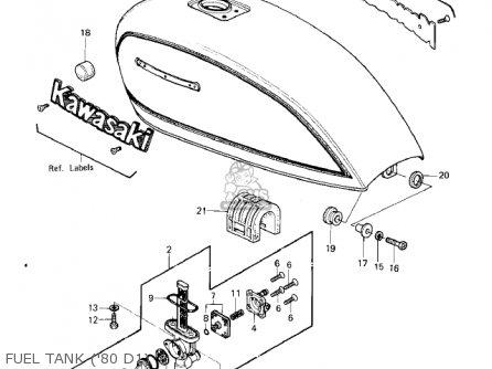 1981 Kz550 Ltd Wiring Diagram Wiring Diagram