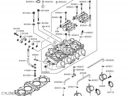 Kawasaki Zzr 600 Wiring Diagram Wiring Diagram