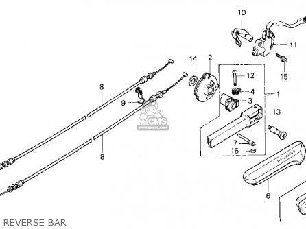 DRAM COMP,RVS for GL1500 GOLDWING 1989 (K) ENGLAND / MKH - order at