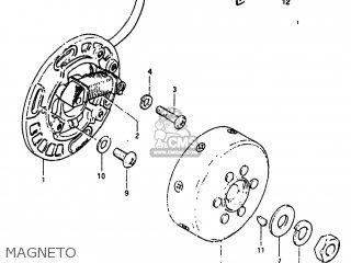engine diagram suzuki rm60
