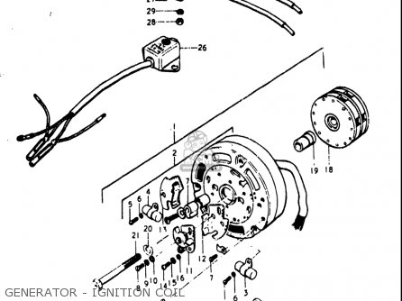 1972 suzuki t500 wiring diagram