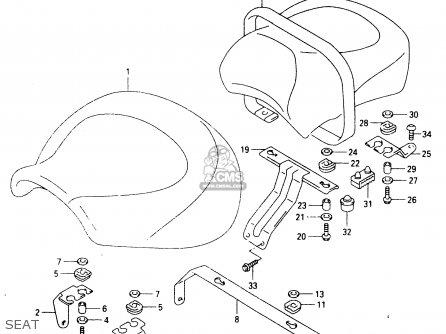 1998 Gsxr 750 Wiring Diagram Wiring Diagram