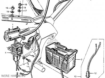 Honda Ct90 Wiring Diagram Index listing of wiring diagrams