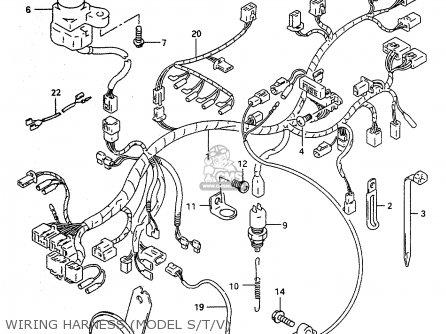 HORN ASSY,HIGH for RF600RU 1996 (T) (E22) - order at CMSNL