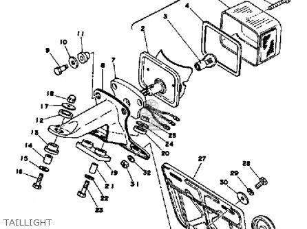 chinese 125 pit bike wiring diagram