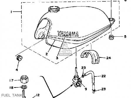 78 yamaha dt 100 wiring diagram