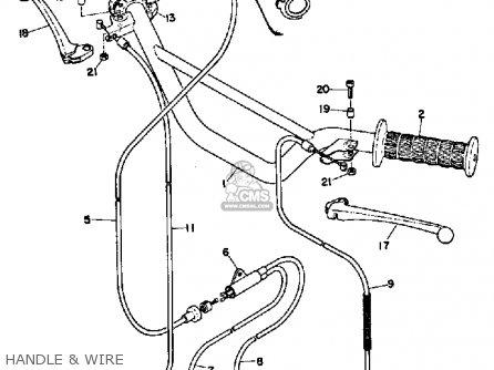 qingqi scooter wiring diagram