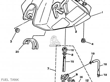 wiring diagram 81 yamaha xs400