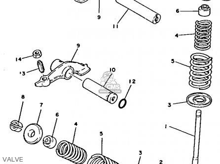 yamaha yfm 80 wiring diagram