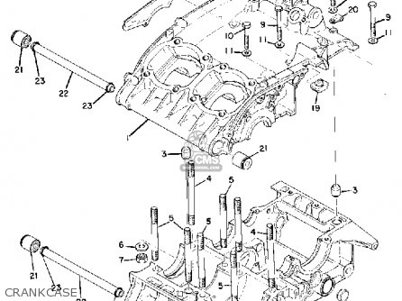 1972 yamaha 250 wire diagram